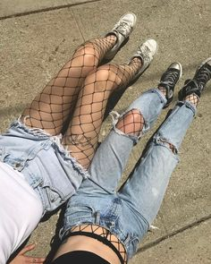 "Feels like a good day for... WIN IT WEDNESDAY! enter to win a pair of fence net tights! Just like this pic and comment ""I WANT IT"" below! Open worldwide one entry per person GOOD LUCK!"