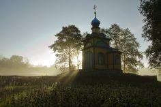 Church and light