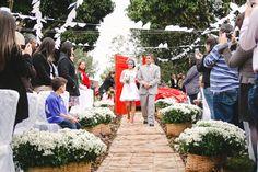 Casamento no Quintal de Casa: Moyra e Tiago | Fotografia: Adrielli e Artur | O Casamento