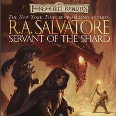 Servant of the Shard: Forgotten Realms: The Sellswords, Book 1 - http://paperbackdomain.com/servant-of-the-shard-forgotten-realms-the-sellswords-book-1/