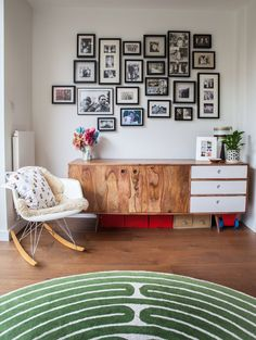 House Tour: A Creative & Lovely London Home | Apartment Therapy