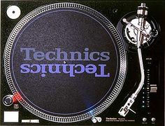 Technics 1210, the only substitute for a Technics 1200 :-) lol