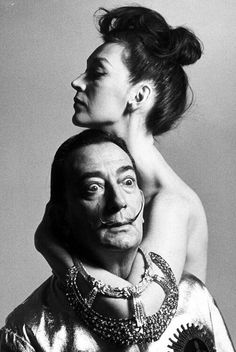 Academic Art Salvador Dali & Gala
