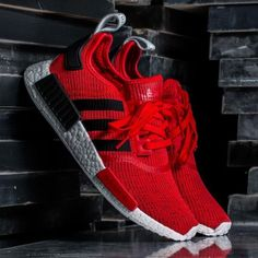 Took the shoe game by storm ⚡️ New NMD Size Available in store now❗️ Adidas Nmd Men, Adidas Mode, Adidas Shoes Nmd, Adidas Shoes Outlet, Adidas Fashion, Sneakers Fashion, Shoes Sneakers, Fashion Outfits, Mens Red Shoes