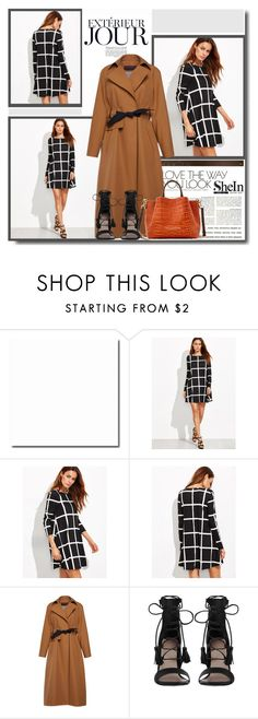 """Trapped in Grid"" by kts-desilva ❤ liked on Polyvore featuring Martin Grant, Zimmermann and Dooney & Bourke"