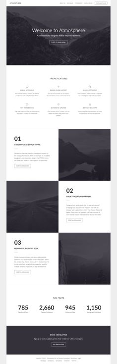 This is a collection of the best business WordPress themes and corporate WordPress themes. WordPress is a powerful CMS ideal for business websites Page Design, Web Design, Graphic Design, Corporate Business, Business Website, Wordpress Theme, Fun Facts, Landing, Ecommerce