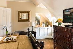 Guestroom at Crowne Pointe Historic Inn & Spa,  Provincetown MA