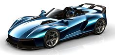 """New Rezvani """"Beast X"""" - The """"most powerful and exclusive Beast ever produced"""" gets a healthy power boost up to 700 hp (522 kW) and 0-60 in 2.5s thanks to a reworked 2.4-liter four-cylinder engine with dual Borg Warner high-performance turbochargers, forged pistons and valves, and strengthened internal components - The Beast X's carbon fiber body conveys its added drive power with a touch more aggressiveness...x"""