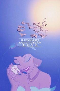 Deco Disney, Arte Disney, Disney Love, Disney Magic, Disney Stuff, Disney Princess Jasmine, Disney Princess Quotes, Disney Quotes, Alladin Quotes