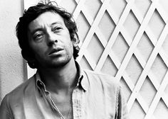 Serge Gainsbourg, Paris, France by Tony Frank Serge Gainsbourg, Gainsbourg Birkin, Charlotte Gainsbourg, L Agent Provocateur, Kate Barry, Concord Music, Jane Birkin, French Photographers, French Girls