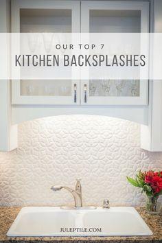 Find inspiration for your next kitchen remodel | juleptile.com