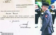 Gen. Robert Głąb w specjalnym rozkazie polecił podwładnym czerpanie informacji wyłącznie z TVP Info i innych mediów publicznych Baseball Cards, Sports, Hs Sports, Sport