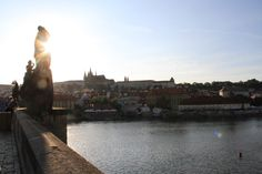 Prague and the Charles Bridge