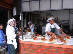 Chicharron de Chancho en Arequipa en la Cecilia -  http://www.peruinsideout.com/wp/testimonials/