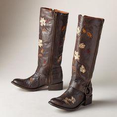 Anise Flower Boots from Sundance on Catalog Spree