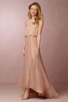 BHLDN Petal Skirt in  Bridesmaids Bridesmaid Separates Skirts at BHLDN