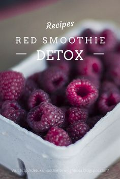 Red Smoothie Detox Good, healthy, natural fats are absolutely vital for losing weight because your body needs them the most if you wish to turn your body into a fat burning machine.Red Smoothie Detox Factor There are number of detox diets available on the market but hunger is the biggest reason why most detox diets fail. Regular smoothies do help people lose weight but the color of the smoothies and what is in them is the most important fat burning factor. The Red Smoothie Detox Factor is a…