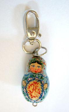 Hand made and hand painted unique matryoshka doll jewelry. Ръчно изработени и ръчно изрисувани малки бижута тип матрьошка/матрешка. https://www.facebook.com/matryoshkaaccessory
