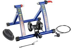 To get a road-riding feel at home, bike trainers got no substitutes. Check top 10 best bike trainers to enjoy a perfect indoor riding experience. Mountain Bikes For Sale, Mountain Bike Races, Exercise Bike For Sale, Bike Rollers, Specialized Mountain Bikes, Best Motorbike, Indoor Bike Trainer, Bike Equipment, Commuter Bike