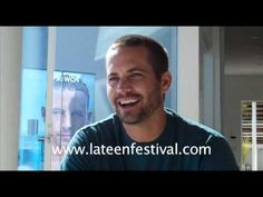 Paul Walker (The Fast and the Furious) talks about his darker side