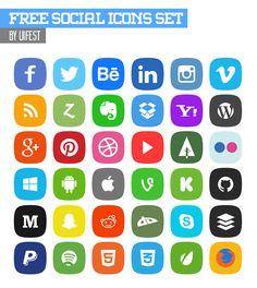 App Design, Icon Design, Free Icon Packs, Web Inspiration, Social Media Icons, Business Icon, Pictogram, Line Icon, Ms Gs