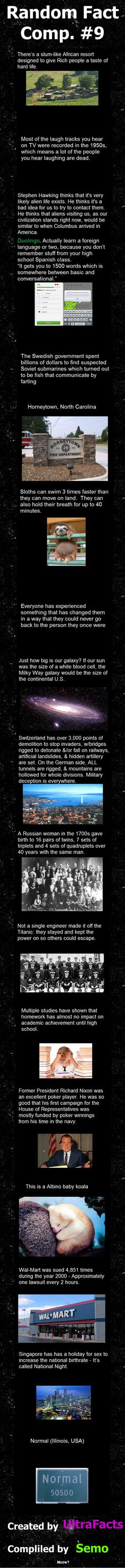 Random Fact Comp. 9 // funny pictures - funny photos - funny images - funny pics - funny quotes - #lol #humor #funnypictures