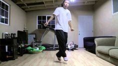 House Dance Tutorial - Crosswalk