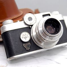 Argus C-Four Rangefinder Camera now featured on Fab.
