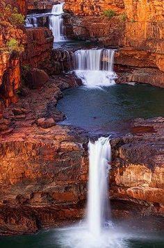 Mitchell Falls, Kimberley, Western Australia,