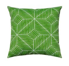 green outdoor stuffed pillows green pillow geometric green