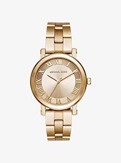 c52aad9bd281 Amazon.com.mx  Opciones de compra  Reloj Análogo marca Michael Kors Modelo   MK3861 color Oro para Dama