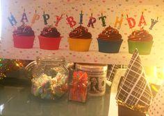 Happy Birthday Theme, Cake, Desserts, Food, Tailgate Desserts, Deserts, Happy Birthday Music, Mudpie, Meals