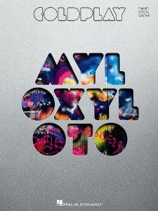 Amazon.com: Coldplay - Mylo Xyloto PVG (9781458422231): Coldplay: Books