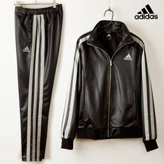 fb8d06a43e38 leather adidas track suit!! NICEEEE! Leather Trousers