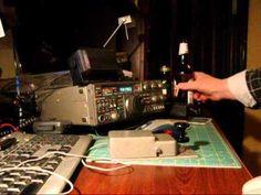 Trochę o nauce telegrafii oraz o regulacji klucza sztorcowego - YouTube