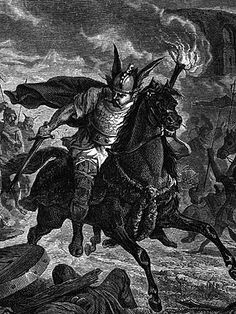 Attila the Hun: Called the Scourge of God, he was the greatest threat to early Christian Europe