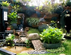 21 Best Small tropical gardens images | Garden, Outdoor ... on Small Tropical Backyard id=25867