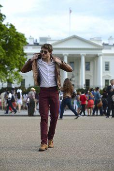 I AM GALLA: Galla takes DC - Day 1 #fashion #leather #bodaskins
