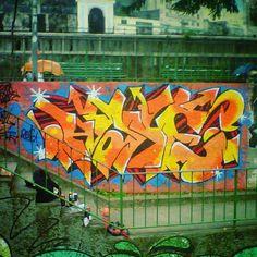 #hake #NNT graffiti #wildstyle #iloveletters #streetart by hake99tags