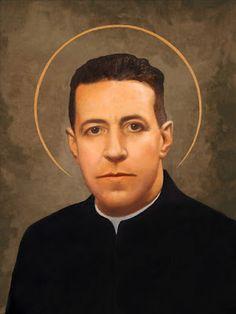 Santos, Beatos, Veneráveis e Servos de Deus: SANTO ALBERTO HURTADO CRUCHAGA, Presbítero Jesuíta...