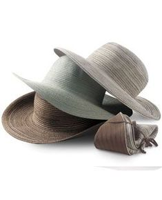 Love these sun hats - just roll up   pack for a trip.  sunhatsforwomentravel ff51c3cf06ed