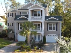 Intracoastal Waterway View Homes For Sale, Myrtle Beach