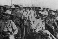 Artilleros del 4º Reg. De Montaña Cuba 1898