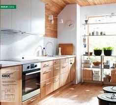 On a choisi pour vous le meilleur des modèles de cuisine Ikea...