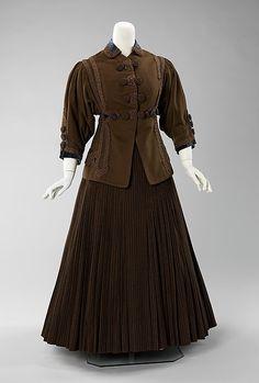 Suit c.1907 The MET