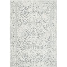 You'll love the Vintage Mabelle Ivory/Grey Area Rug at Wayfair - Great Deals on all Décor products with Free Shipping on most stuff, even the big stuff.