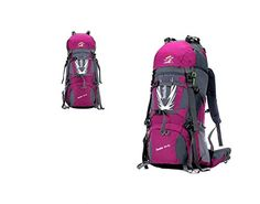 FW 60L men and women camping outdoors, traveling waterproof backpack => Find out more details by clicking the image : Backpacking gear