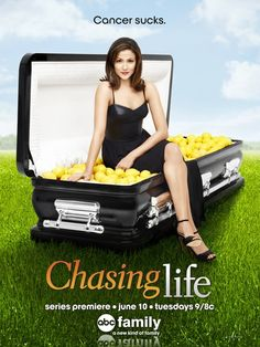 """New ABC Family Series Faces Life and Inspires Viewers to Join the Chase in """"Chasing Life"""" Abc Family, Family Show, Family Logo, Family Movies, Kate Mckinnon, Movies Showing, Movies And Tv Shows, Chasing Life, Life Cast"""