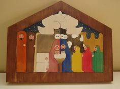 Nativity puzzle...love.