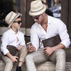 Classic | Father Sun Picture | Men's Fashion | Menswear | Shop at designerclothingfans.com